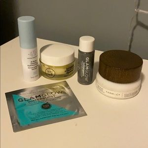 BUNDLE OF 5 NEVER USED SKINCARE PRODUCTS